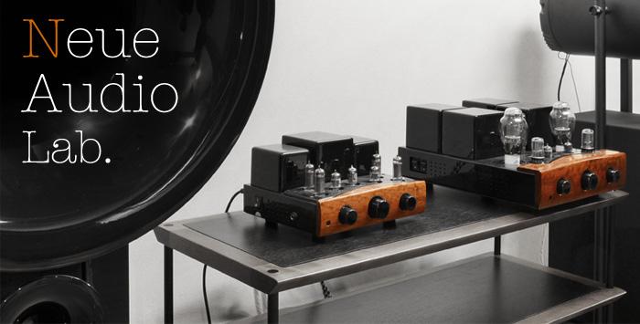 Neue Audio Lab.